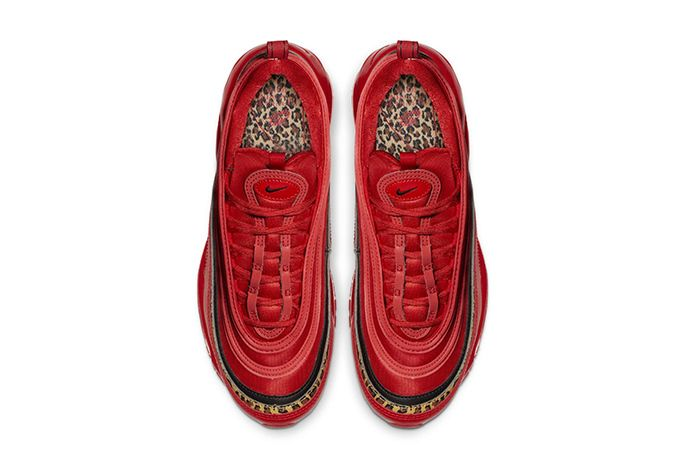 Nike Air Max 97 Red Leopard 3