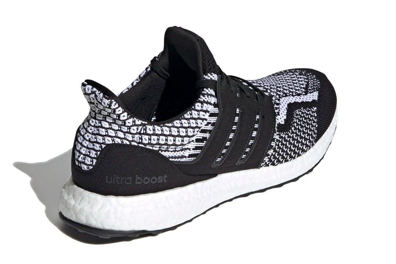 adidas UltraBOOST DNA 5.0 'Core Black/Cloud White'
