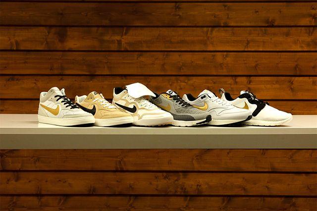Nike Sportswear Gold Trophy Pack 4