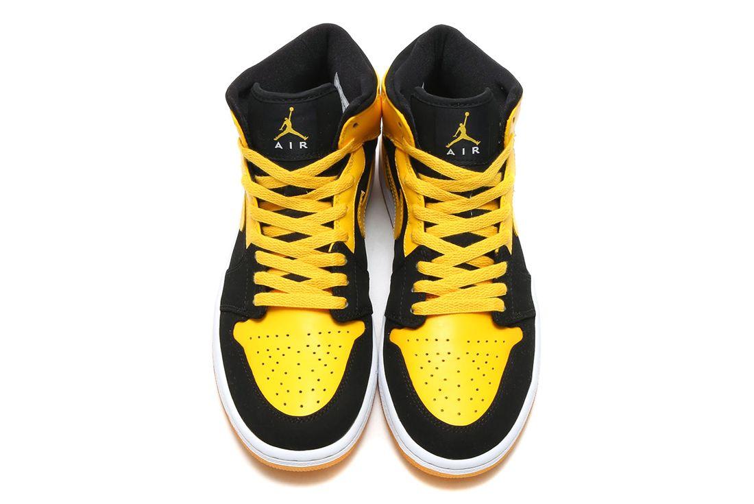 Nike Air Jordan 1 Varsity Maize 4