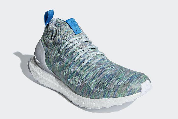 Adidas Ultra Boost Mid Multicolour 3