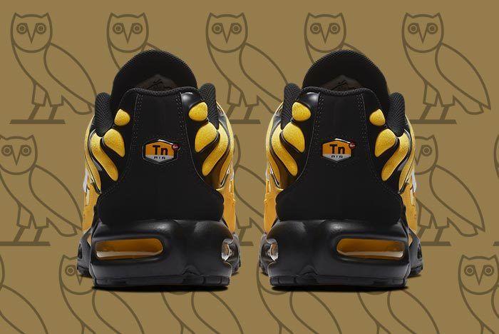 Drake X Nike Air Max Plus 3