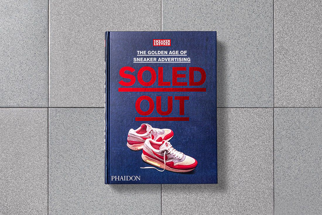 Sneaker Freaker Soled Out Book Limited Edition Front Cover