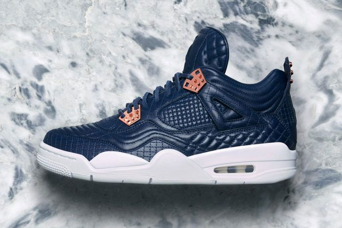 Air Jordan 4 Pinnacle Obsidian