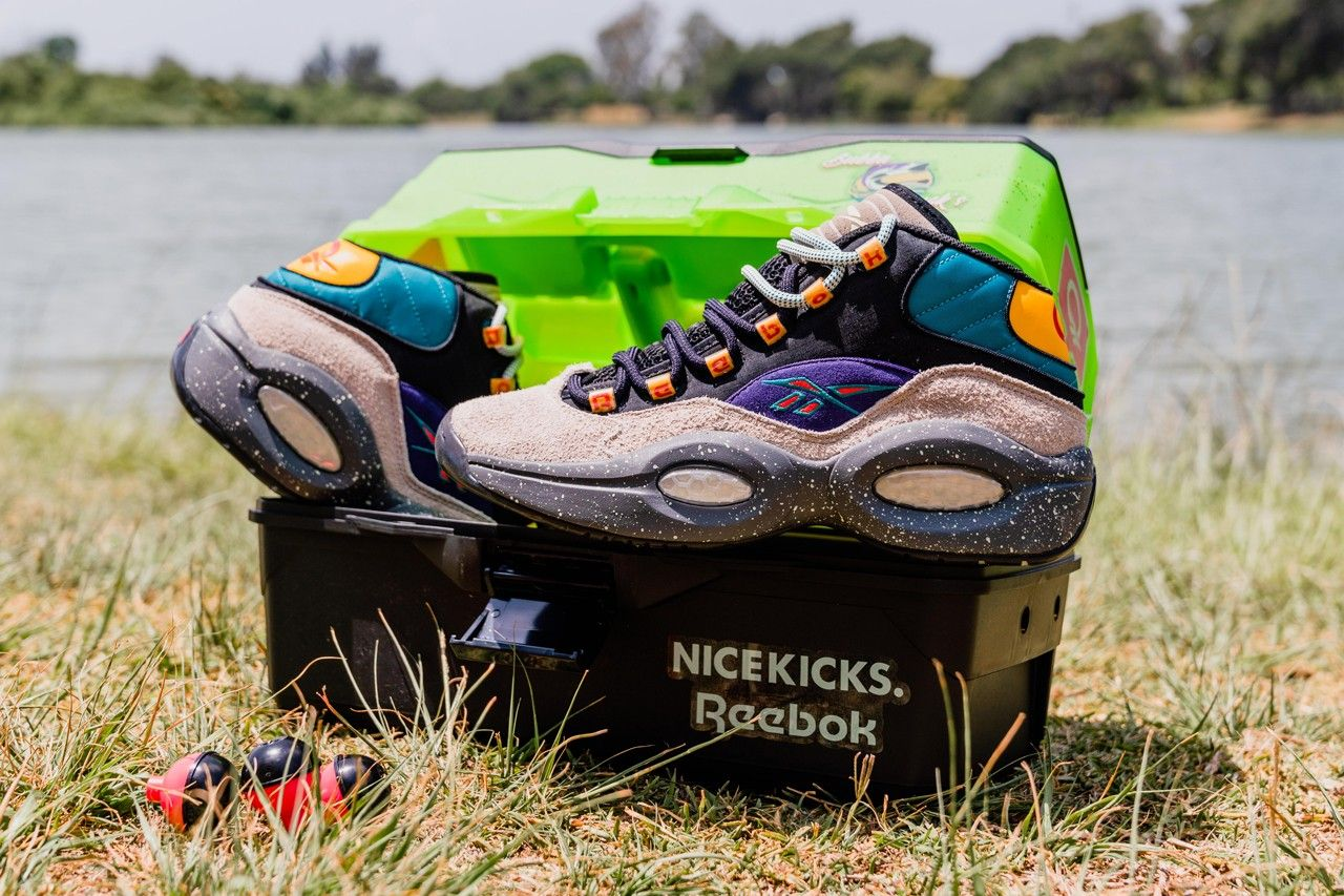 Nice Kicks x Reebok Question Mid 'Bubba Chuck'