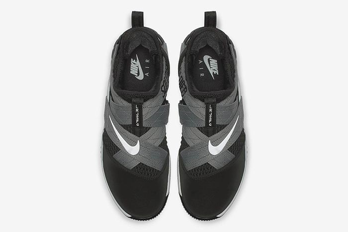 Nike Lebron Soldier 12 Air Raid 4