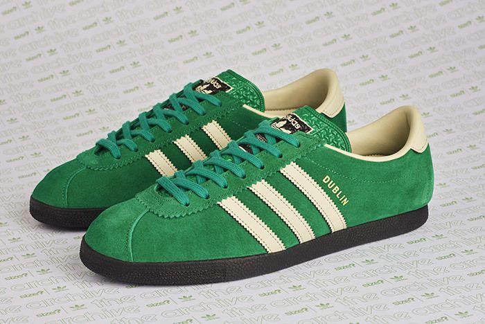 Adidas Dublin St Patricks Day Green 4