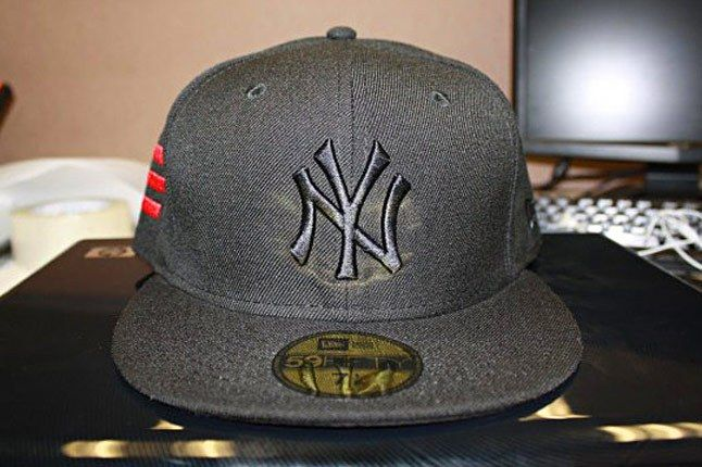 Jay Z New Era All Black Everything Fitted 00 1