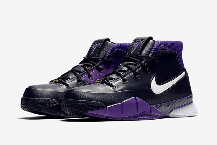 Nike Kobe 1 Protro Varsity Purple4