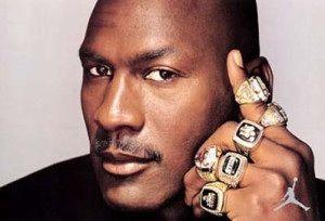 Michael Jordan Trophy Rings11