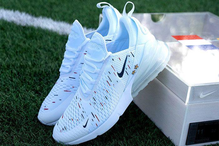 Nike Kilyan Mbappe Tn Air Max 270 Plus 4