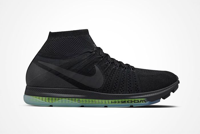 Nike Air Zoom All Out Flyknit Triple Black