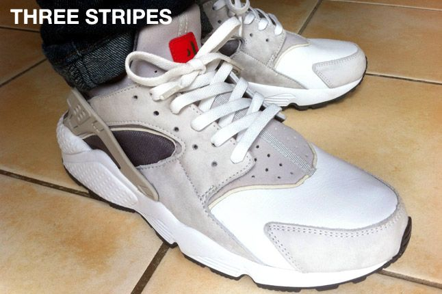 Threestripes Huarache 1