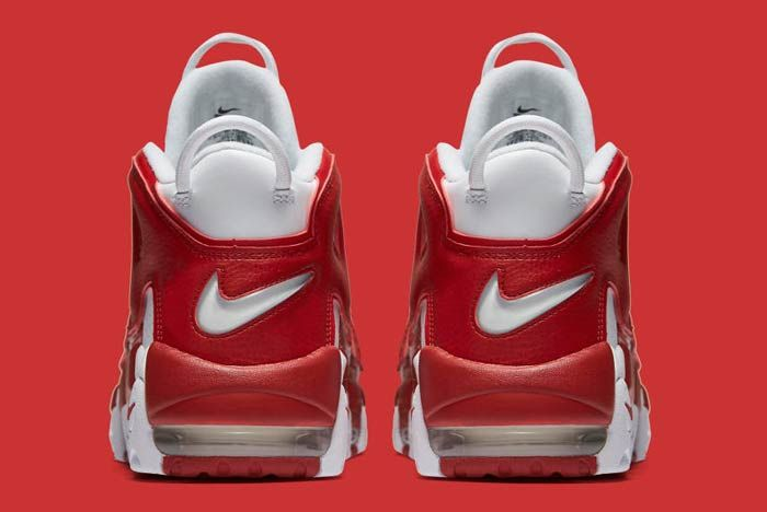 Nike Air Uptempo Red 2