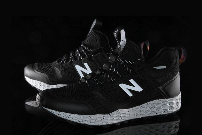 New Balance Trailbuster Fresh Foam Black 1