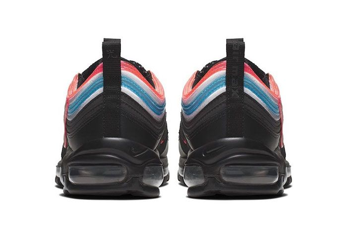 Nike Air Max 97 Neon Seol Heel