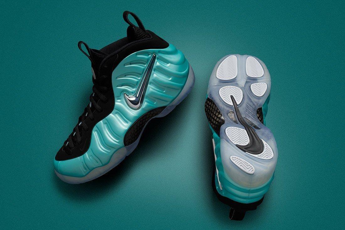 Nike Foamposite Pro Island Green 8