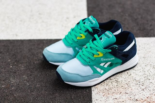 Reebok Ventilator Timeless Teal Whisper Blue 1