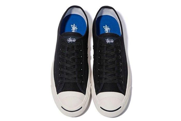 Stussy X Converse Jack Purcell Pack1