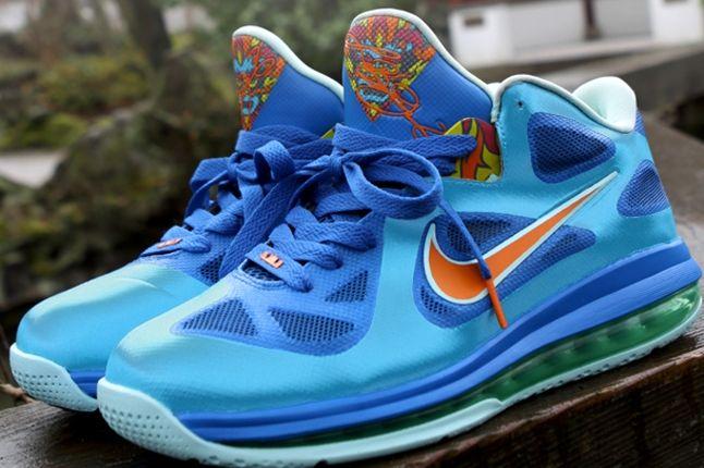 Nike Lebron 9 Custom By Kurtzastan Profile 1