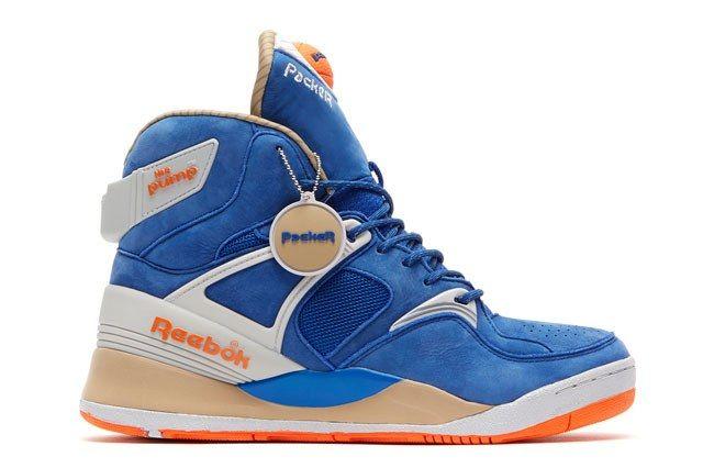 Packer Shoes Reebok The Pump