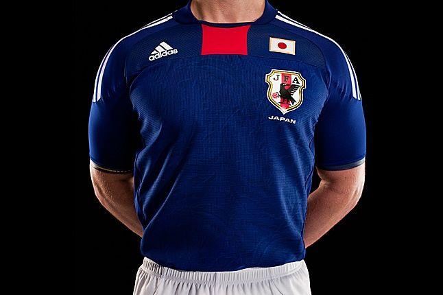 Adidas Japan World Cup Kit 2 1