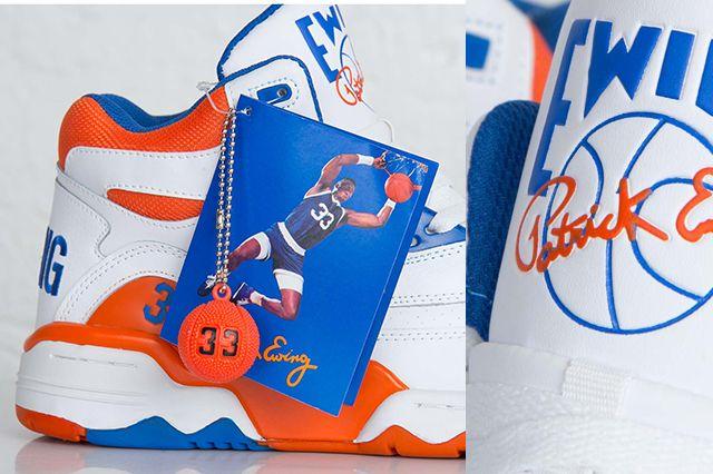 Ewing Athletics Guard Knicks 8