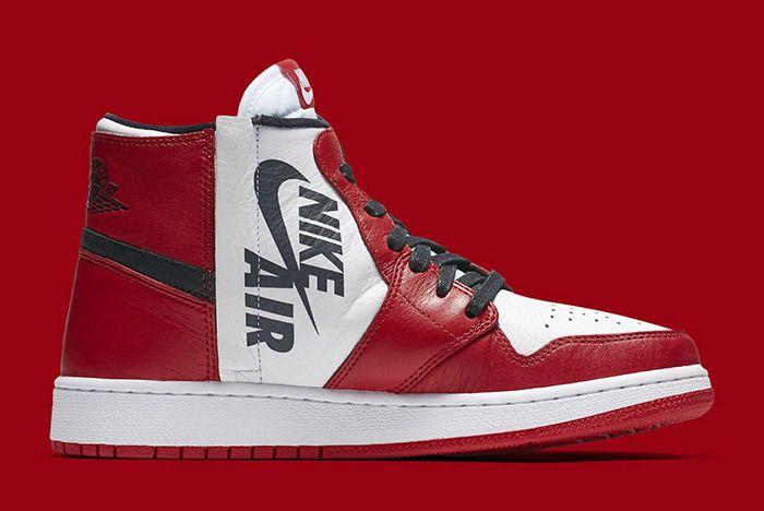 Air Jordan 1 Rebel Chicago 1