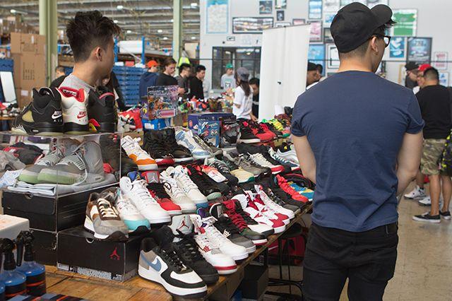 Hero Presents Sneaker Freaker Swap Meet Recap 25