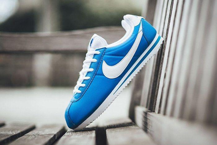 Nike Cortez Gs Photo Blue3