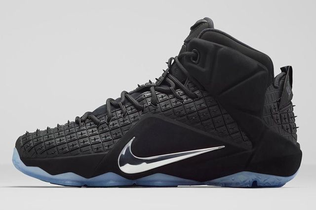 Nike Lbj12 Rubber City 6