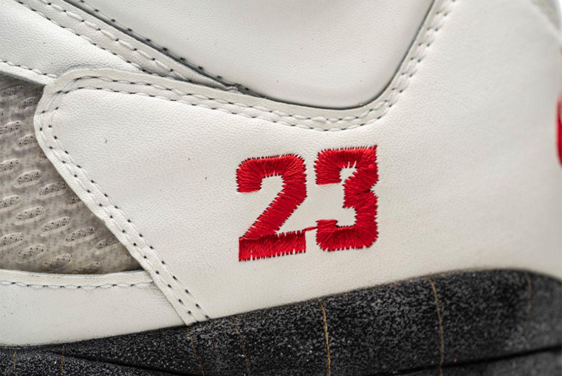Air Jordan 5 'Fire Red' Player Exclusive