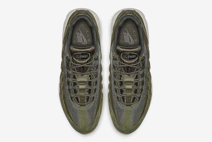 Nike Air Max 95 Olive Canvas 2