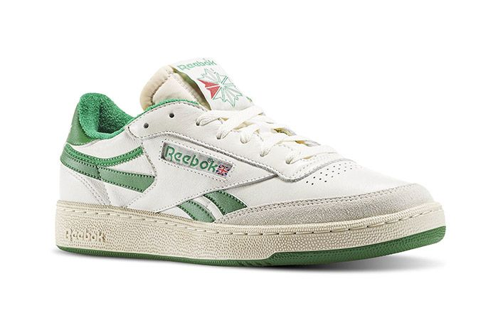 Reebok Revenge Plus Green 1