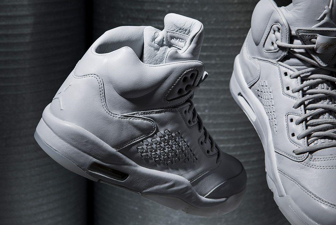 Air Jordan 5 Take Flight Pure Platinum 2