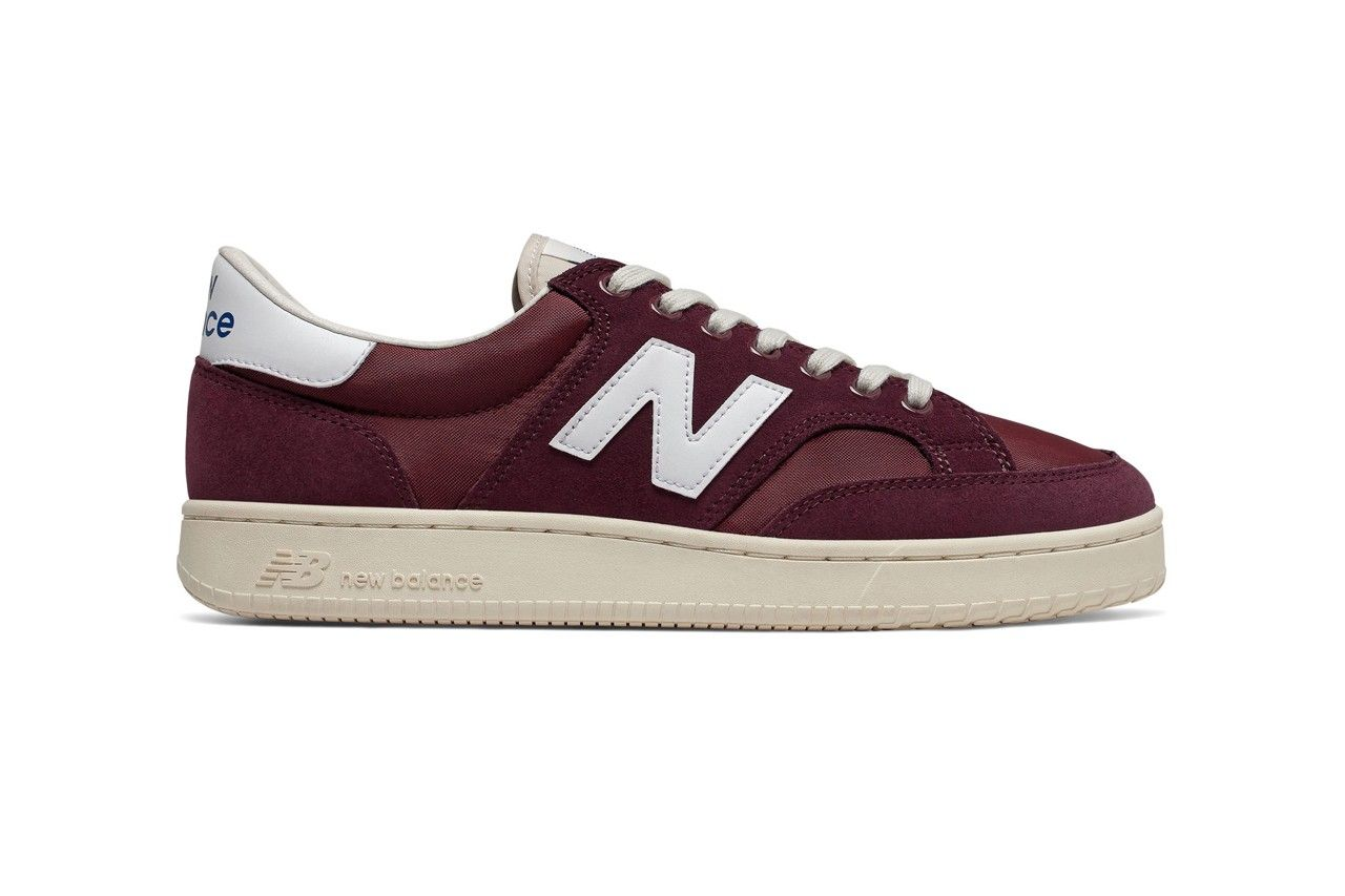 New Balance Pro Court Cup Burgundy