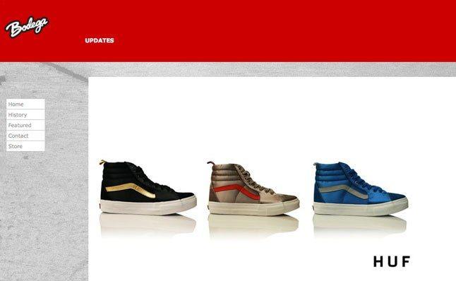 Bodega Website Relaunch 1