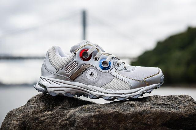 Raf Simons Adidas Response Trail Robot Silver 3
