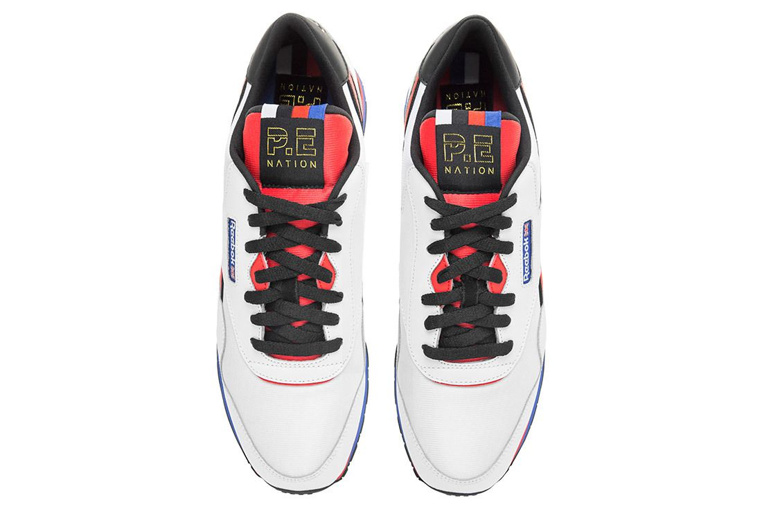 P E Nation X Reebok Classic Nylon Trainer 2018 Sneaker Freaker 12