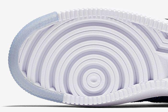 Nike Air Force 1 Ultra Flyknit Low Womens Digital Pink 5