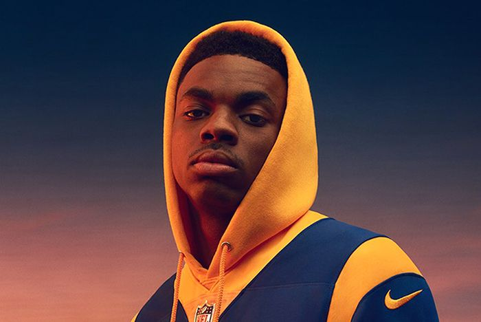 Vince Staples Who You With Nike 1