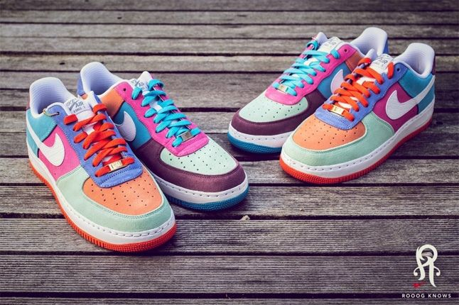 Nike Id Air Force 1 What The Af1 1