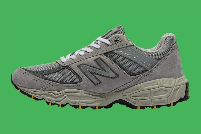 New Balance 990V5 801 Trail Left Side Shot