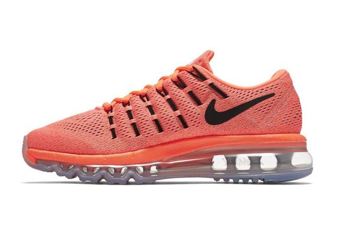 Nike Air Max 2016 Hyper Orange Sunset Glow 3