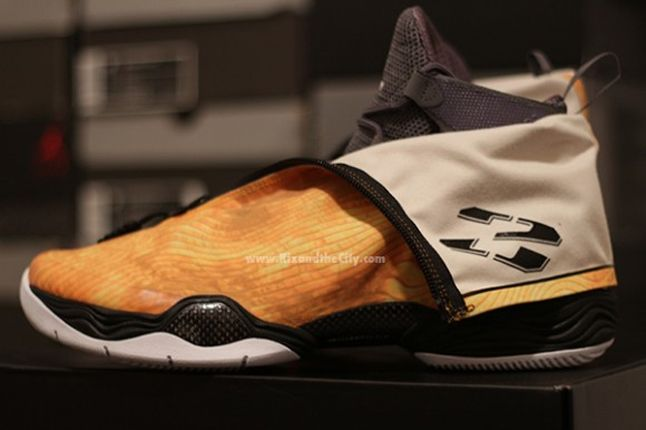 Jordan Xx8 Yellow Camo Profile 1