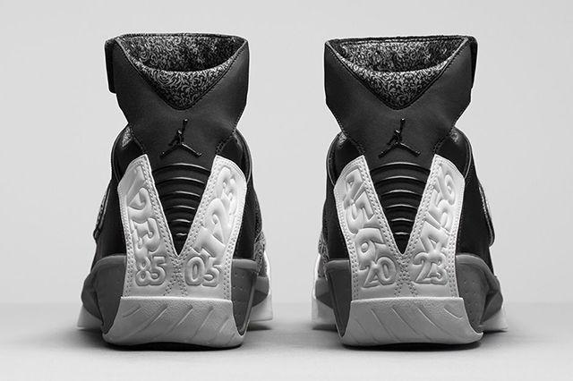 Air Jordan 20 Cool Grey 3