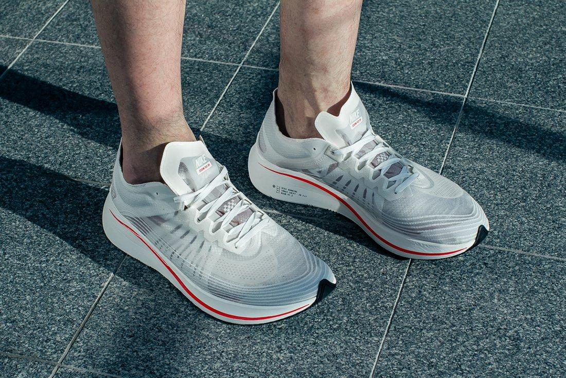 Nike Lab Debut The Zoom Fly Sp6