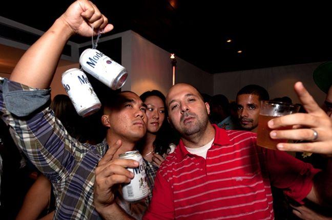 G Shock Nigel Sylvester Party 27 1
