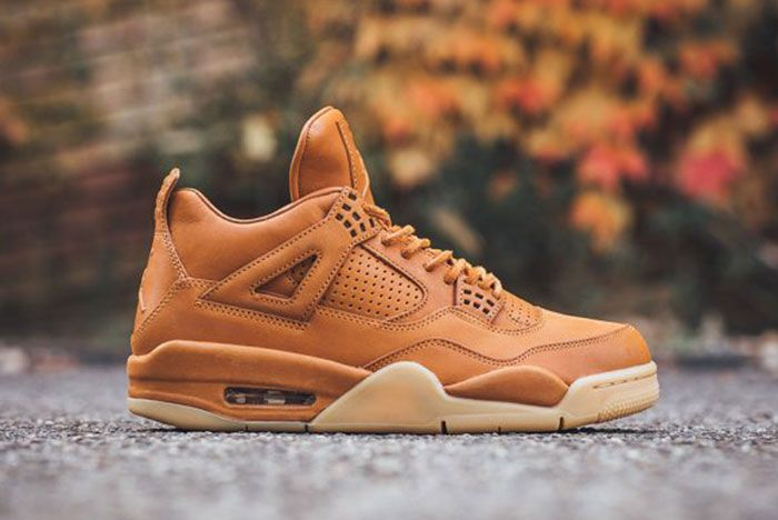 Air Jordan 4 Pinnacle Ginger