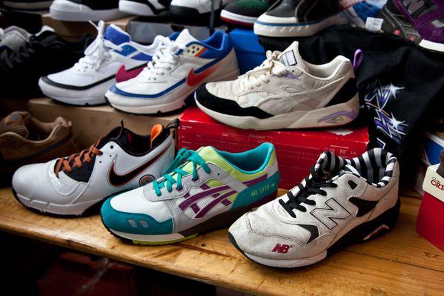 Sneaker Freaker Swapmeet 2011 100 1